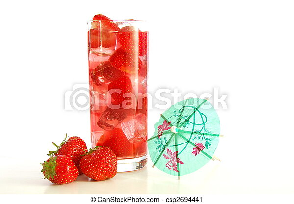 healthy drink - csp2694441
