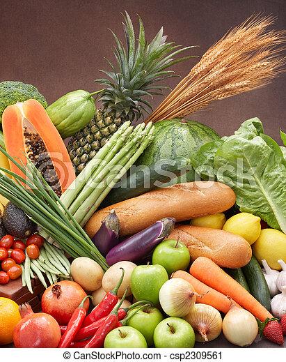 healthy eating - csp2309561