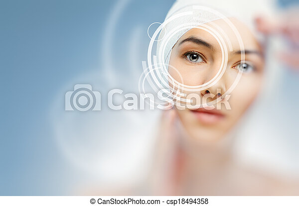 healthy eyes - csp18494358