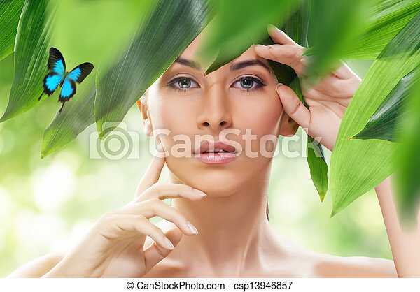 healthy face - csp13946857