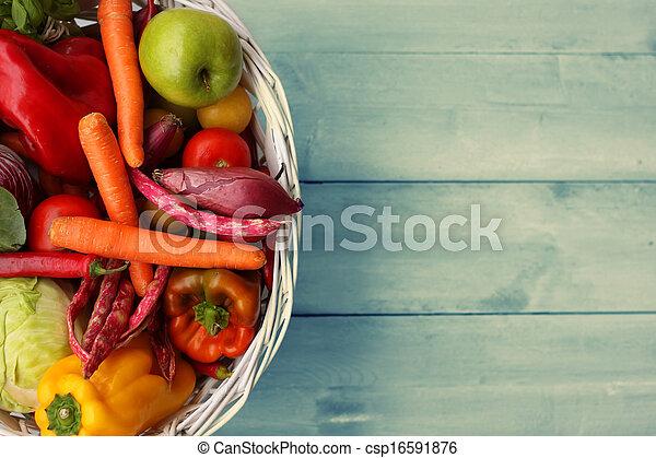 Healthy food - csp16591876
