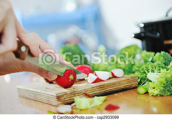 healthy food - csp2933099