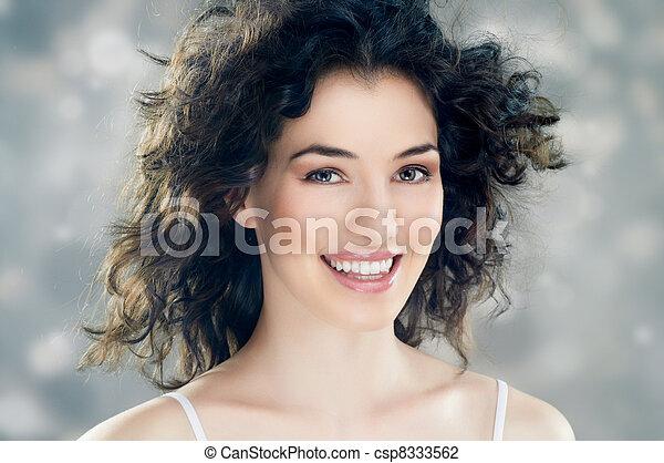 healthy girl - csp8333562