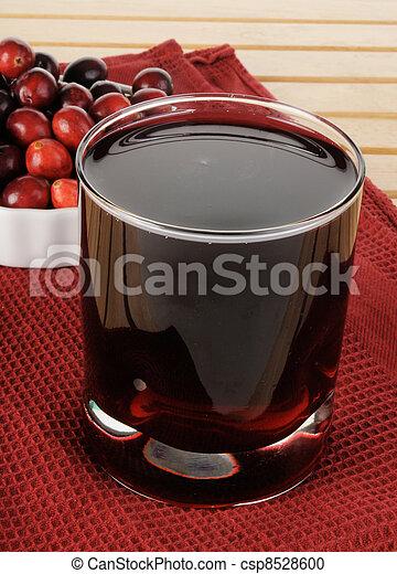 Healthy glassof juice - csp8528600