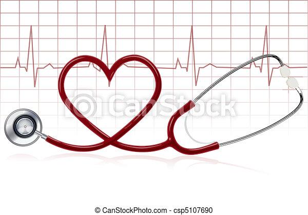 healthy heart - csp5107690