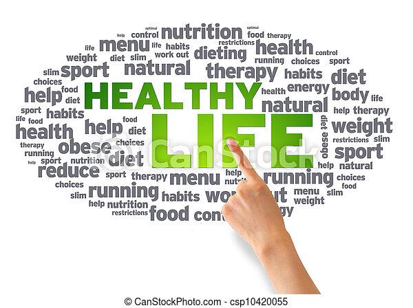 Healthy Life - csp10420055