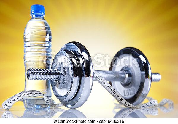 Healthy lifestyle concept - csp16486316