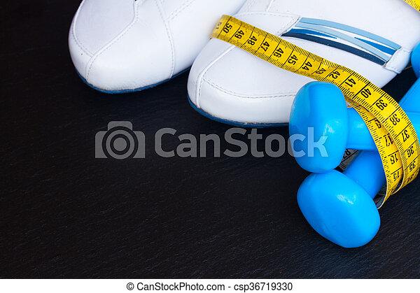 healthy lifestyle concept - csp36719330
