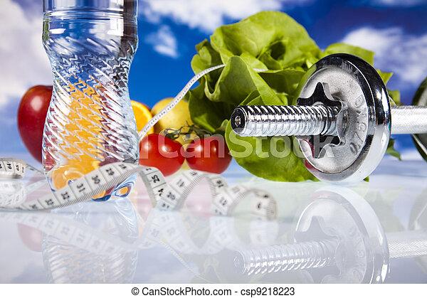 Healthy lifestyle concept - csp9218223