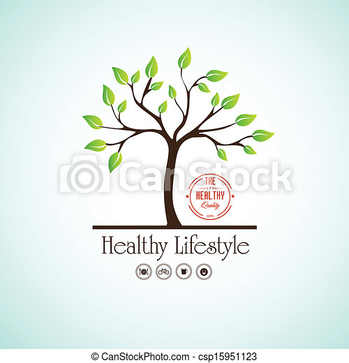 Healthy lifestyle - csp15951123