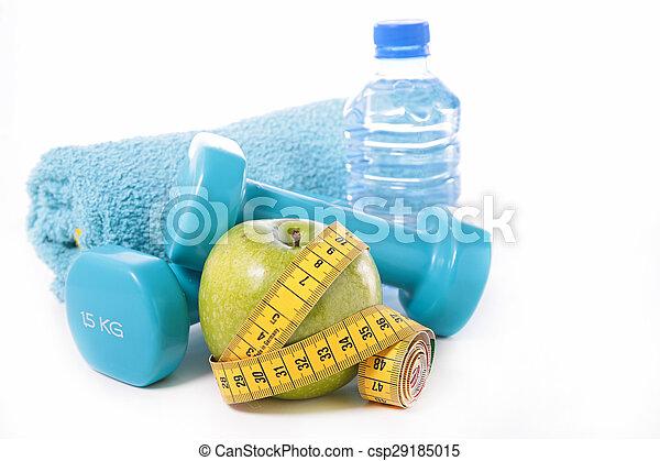 healthy lifestyle - csp29185015