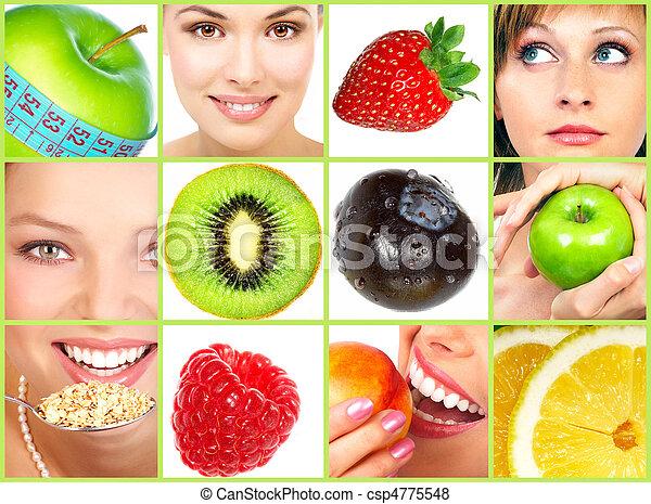 Healthy lifestyle - csp4775548