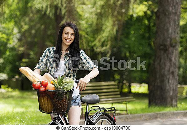 Healthy lifestyle - csp13004700