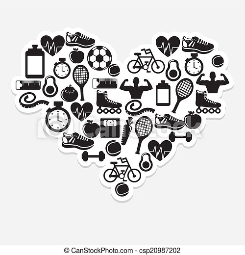 Healthy Lifestyle Illustrations And Stock Art 202918 Healthy
