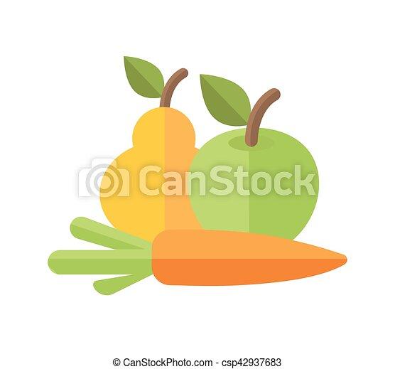 Healthy lifestyle wellness concept - csp42937683