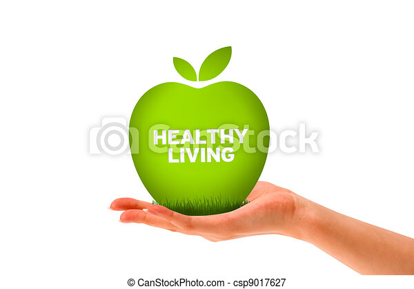 Healthy Living - csp9017627
