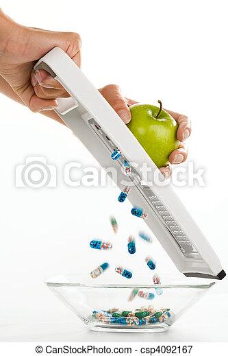 Healthy nutrition - csp4092167