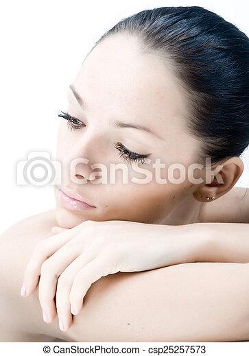 Healthy skin - csp25257573