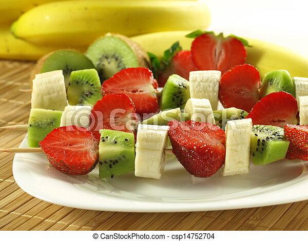 Healthy snack - csp14752704