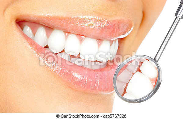 healthy teeth - csp5767328