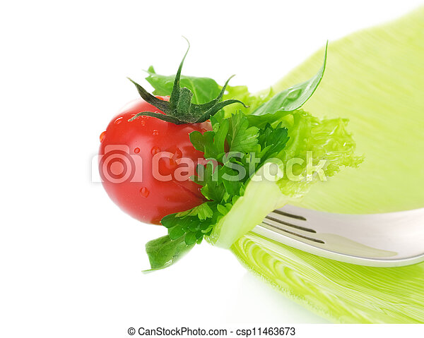 Healthy Vegetable Salad - csp11463673