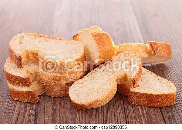 heap of bread - csp12890356
