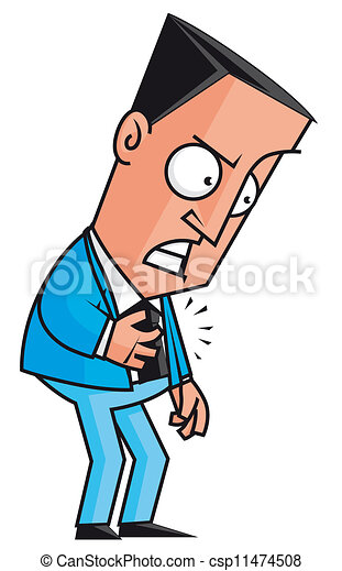 isolated illustration heart attack of stressed businessman stock rh canstockphoto ie heart attack clipart heart attack clipart