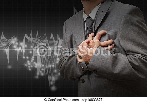Heart Attack - csp10833677