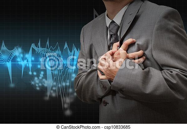 Heart Attack - csp10833685
