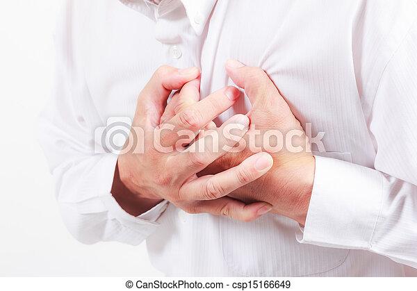 heart attack - csp15166649