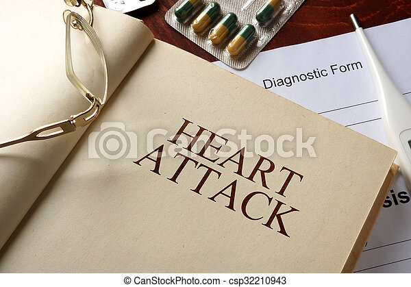 heart attack - csp32210943