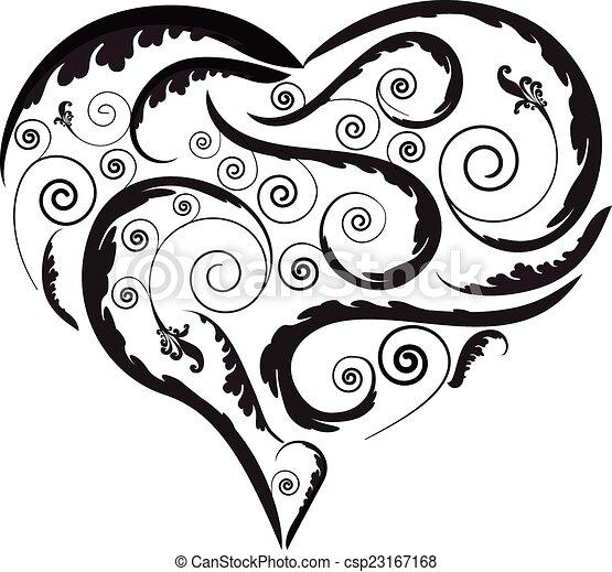 HEART - csp23167168