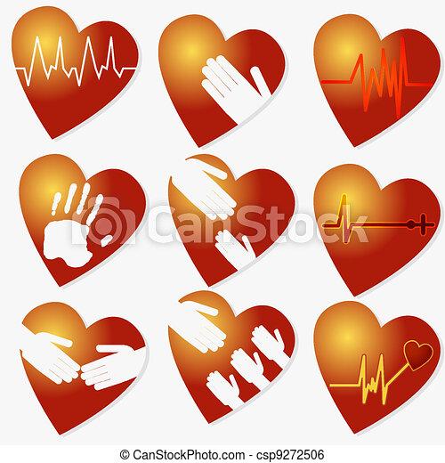 heart - csp9272506