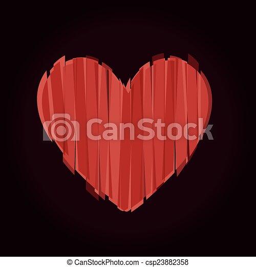 Heart - csp23882358