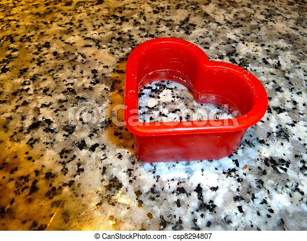 heart cookie cutter - csp8294807