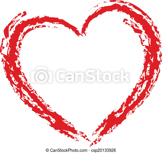 Heart -Design Element - csp20133926