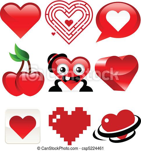 Heart Design - csp5224461