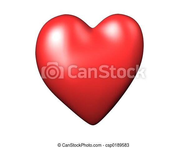 heart - csp0189583