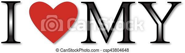 Heart - csp43804648