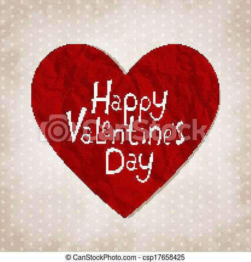 Heart - csp17658425