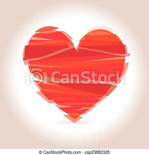 Heart - csp23882328