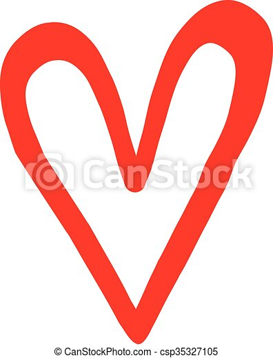 heart love symbol vector icon vector clipart search illustration rh canstockphoto com heart icon vector image heart icon vector transparent
