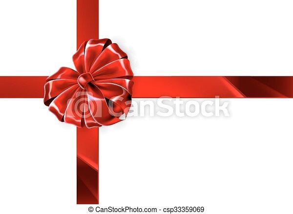 Line Art Ribbon : Heart shape ribbon bow. a shaped red bow great clip
