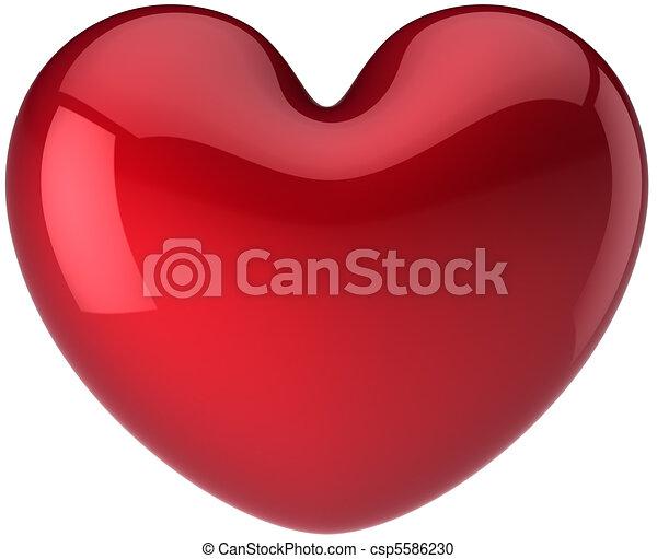 Heart Shape Symbol I Love You Beautiful Heart Shape Classic I
