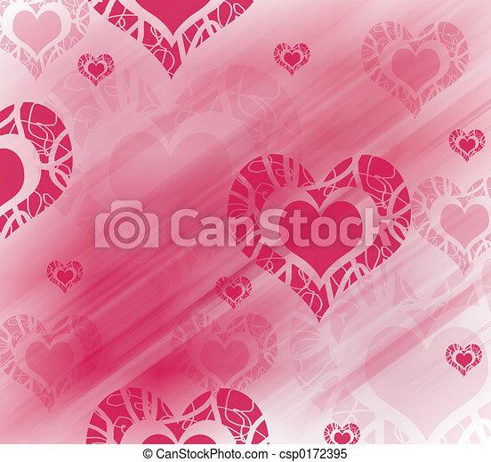 Heart shapes - csp0172395