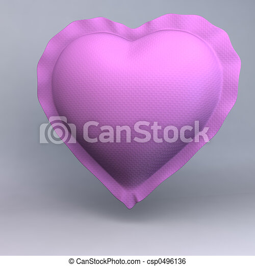 Heart - csp0496136