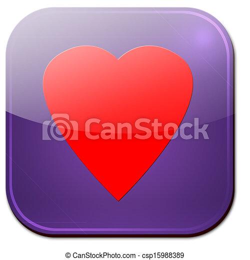 Heart Symbol App