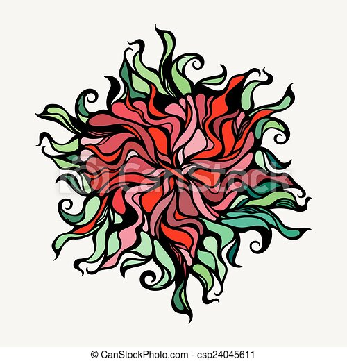 Heart Symbol Of Eternal Love Model For Design Of Gift Packs