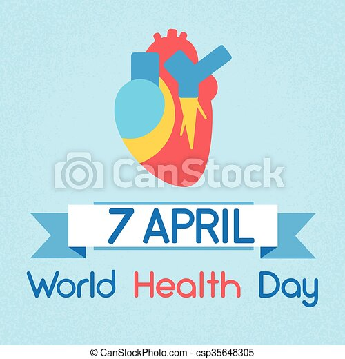 Heart World Health Day 7 April