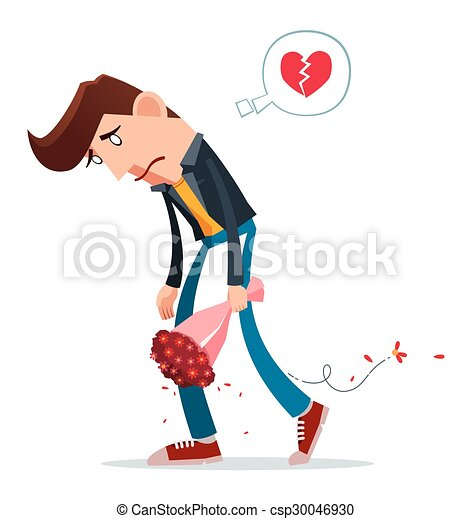 heartbroken - csp30046930